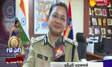 IPS Officer Swati Lakra Congratulated to PV Sindhu