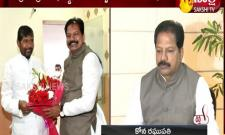 AP Assembly Deputy Speaker Kona Raghupathi  Vist Kishan Reddy At Delhi