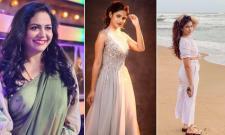 Social Halchal: Samantha,Ariyana,Kangana,Singer Sunitha Photos - Sakshi