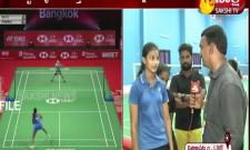All the best to PV Sindhu From Visakha fans