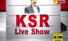 KSR Live Show On 05 July 2021