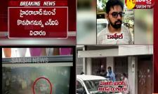 NIA scene reconstruction of bomb making in Hyderabad