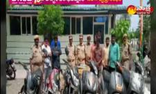 Guntur: Whale saliva gang arrested