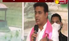 Hyderabad: Minister Ktr Comments On Revanth Reddy And Paadhayatra