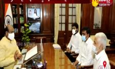 Vijay Sai Reddy Meet Speaker Om Prakash birla