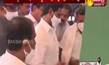 CM YS Jagan inaugurated agri lab at rayadurg market yard