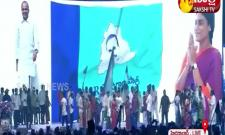Hyderabad: Ysr Telangana Party Flag Innovation
