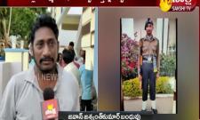 Telugu Jawan Jashwanth Deceased In jammu Kashmir Encounter