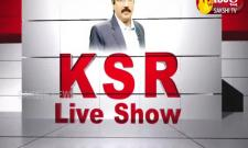KSR Live Show On 09 July  2021