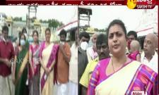 YSRCP MLA Roja Fires On Chandrababu Naidu