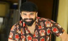Ashwin Babu New Film Title And First Look Out - Sakshi