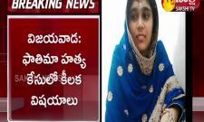 Vijayawada: Key Facts in Fatima Murder Case