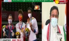 Union Minister Kishan Reddy Congratulates PV Sindhu