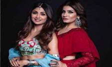Raveena Tandon Rejects Super Dancer Says It Only Belongs To Shilpa Shetty - Sakshi