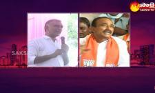 War Words Between Harish Rao And Etela Rajender Over Huzurabad Elections