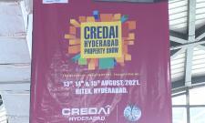Credai Property Show In Hyderabad Got Huge Response