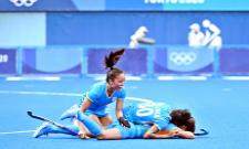 Tokyo Olympics: Indian Women Hockey Team In Semis Highlights Pics - Sakshi