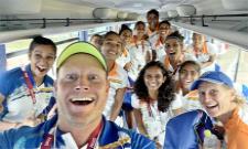 Tokyo Olympics: Netizens Praises Indian Women Hockey Team In Semis - Sakshi
