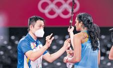 PV Sindhu Preparation For Tokyo Olympics - Sakshi