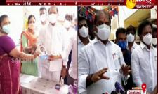 YSRCP Ministers Fires On Tdp And YellowMedia