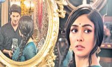 Mrunal Thakur To Play Sita Role In Dulquer Salmaan New Telugu Project - Sakshi
