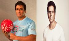 Sonu Sood becomes brand ambassador of Special Olympics Bharat - Sakshi