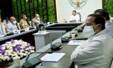 CM YS Jagan Review Meeting On Covid Control - Sakshi