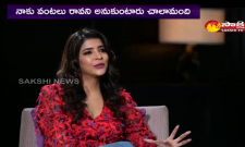 Special Chit Chat With Manchu Laxmi