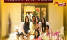 Rakee And Birthday Celebrations In Mega Family