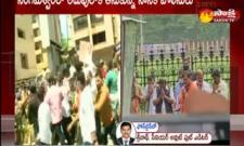 Narayan Rane Taken Into Custody By Police In Maharashtra