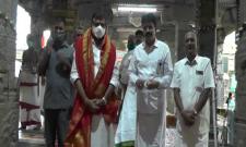Minister Botsa SatyaNarayana Visited Tirumala