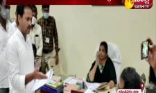 Anantapur TDP Ex MLA Kandikunta Venkata Prasad Abuse Municipal Officials
