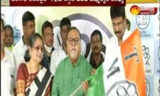 BJP MLA Biswajit Das and councilor Manotosh Nath Trinamool Congress