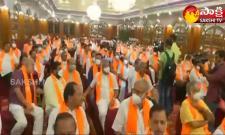 Karnataka Cabinet Expansion In Raj Bhavan