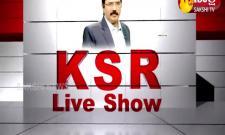 ksr live show 04 august 2021