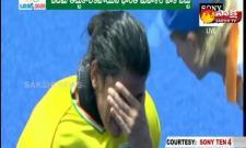 Tokyo Olympics: Indian Goalkeeper Savita Punia Emotional