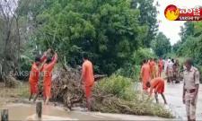 Heavy Rains In Yadadri Bhuvanagiri District