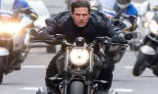 Tom Cruise Mission Impossible 7 Shooting Completed - Sakshi