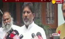 Meeting Of Congress Leaders At Bhatti Vikramarka's Residence