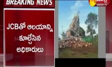 Demolition Of Controversial Temples In Karnataka