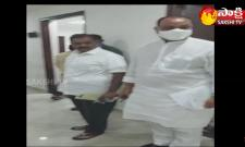Atchannaidu Appears Before AP Assembly Privilege Committee Meeting