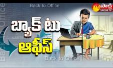 Special Debate On Hyderabad Software Employees Back To Office