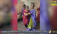 AP Deputy CM Wife Dance On Bullet Bandi Song