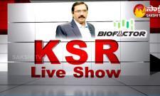 KSR Live Show On 18th September 2021