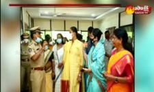 Parliamentary Committee Visits Disha PS in Visakhapatnam