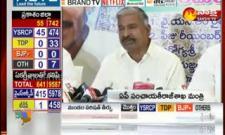 Peddy Reddy Ramachandra Reddy On ZPTC MPTC Election Results