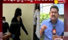 Charmi Kaur Attends To ED Investigation