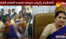 Kalyandurgam MLA Ushashri Charan Reaction On YSRCP Huge Victory