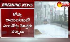 Heavy Rains In Andhra Pradesh And Telangana