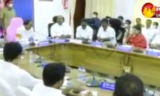 CM KCR High Level Review Meeting on TSRTC